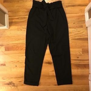 Zara Paper Bag Trousers